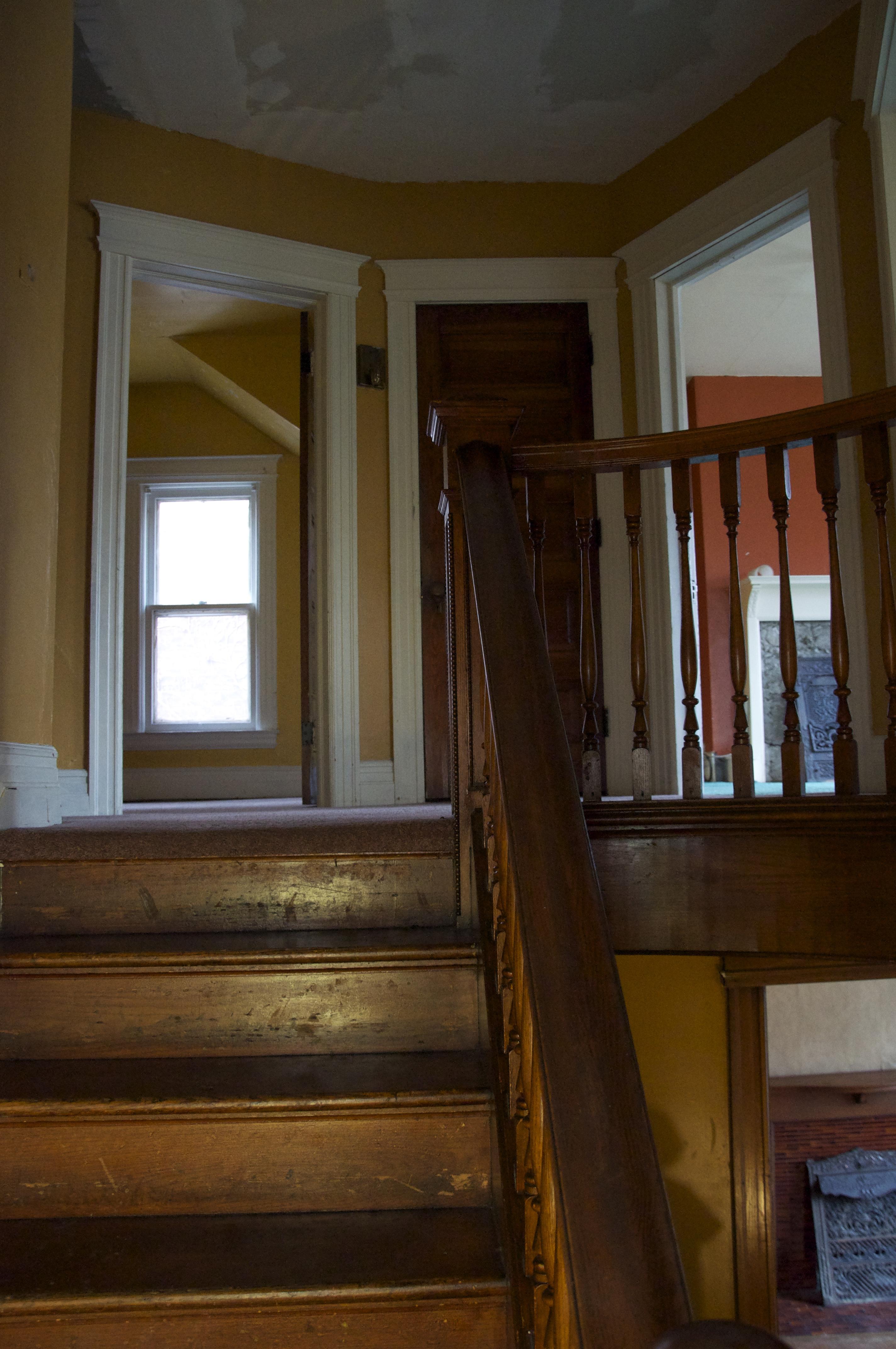 house tour  u2013 upstairs  u2013 1900 house